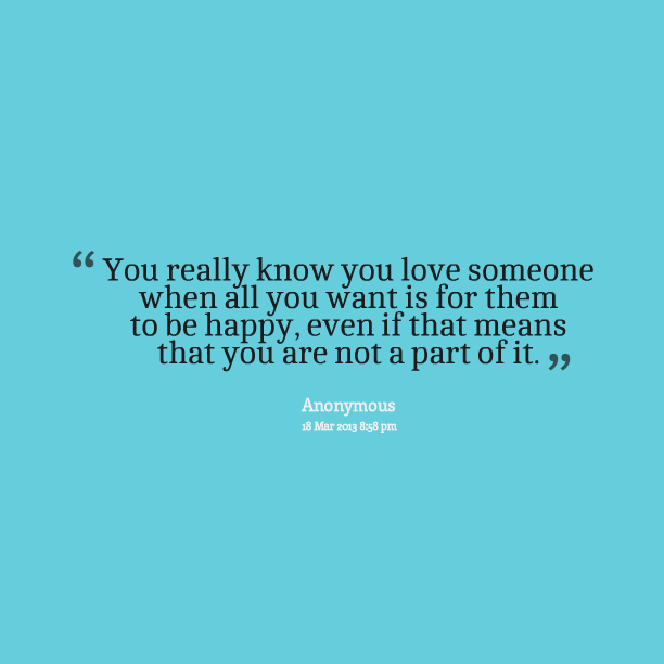 You Know You Re In Love When Quotes: How You Know When Someone Loves You Quotes. QuotesGram