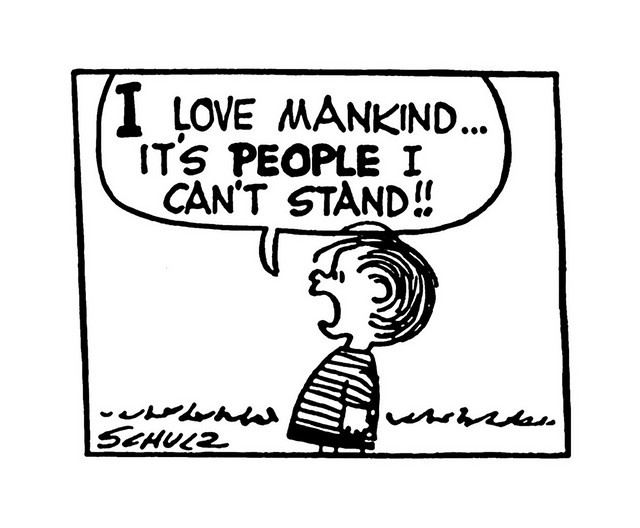 Linus From Charlie Brown Quotes. QuotesGram