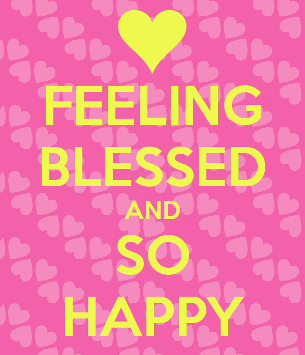 Feeling Happy Quotes: Feeling Blessed And Thankful Quotes. QuotesGram