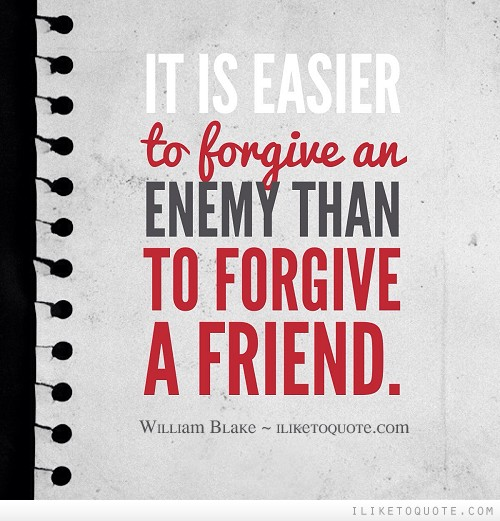 Friendship Betrayal Quotes: Quotes On Friendship Betrayal Forgiveness. QuotesGram