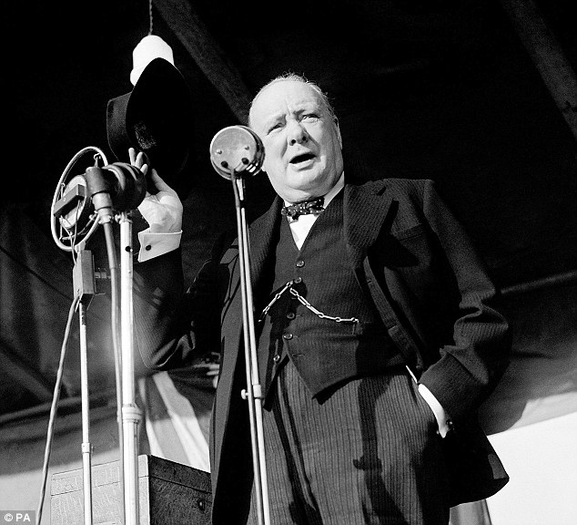 Ww2 Quotes: Famous Quotes Winston Churchill Ww2. QuotesGram
