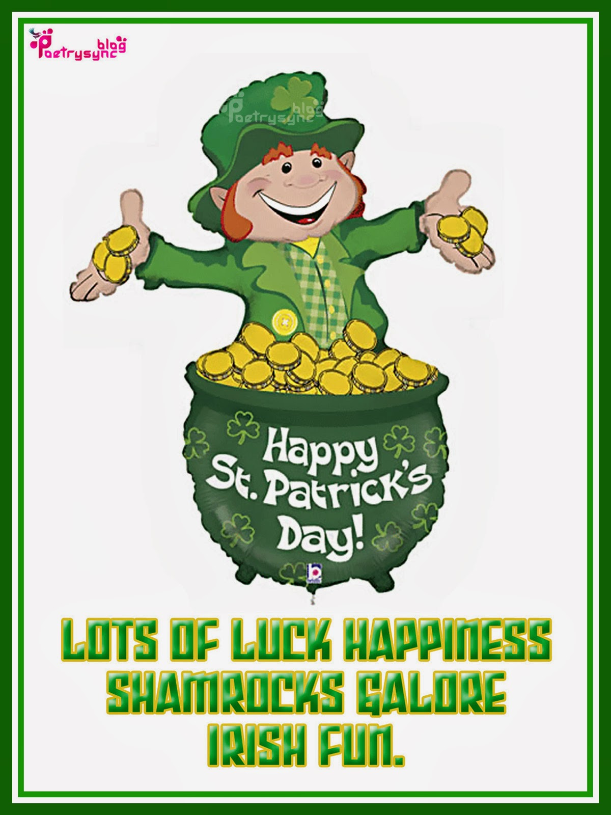 St Patricks Day Wishes Quotes. QuotesGram