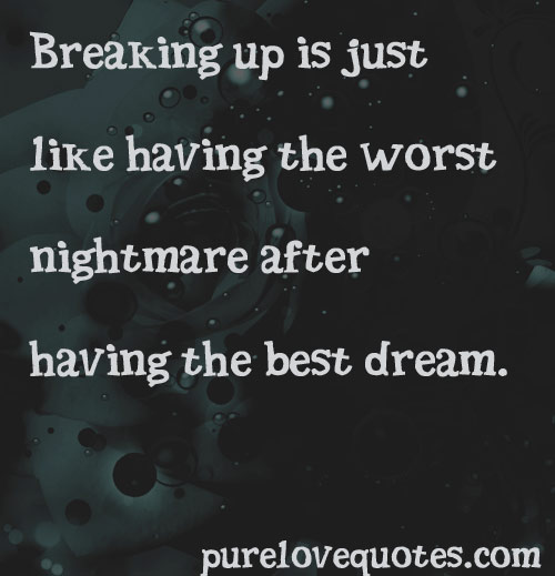 Sad Quotes Quotesgram: Break Up Sad Relationship Quotes. QuotesGram