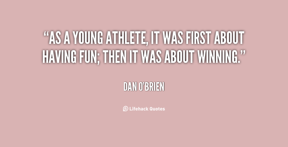 Best Motivational Quotes For Youth Athletes: Young Athletes Quotes. QuotesGram