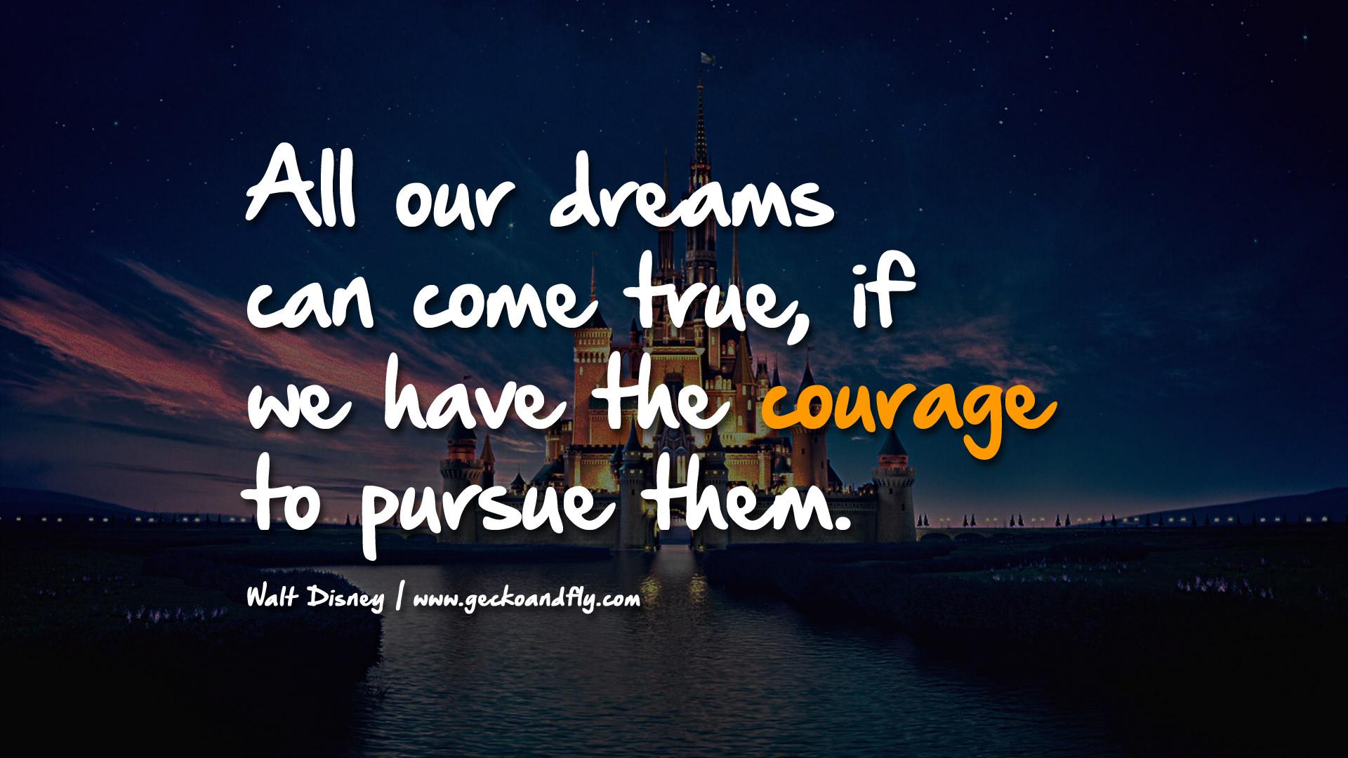 Disney Quotes: Disney Quotes About Courage. QuotesGram