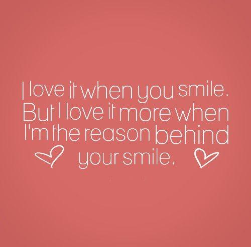 The Reason I Smile Quotes. QuotesGram