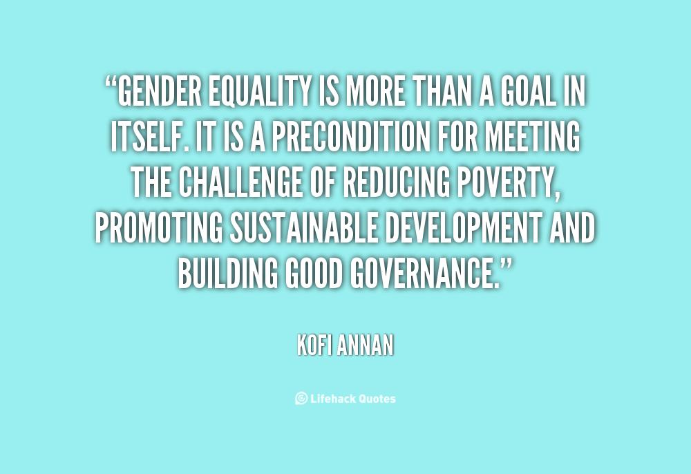Gender Diversity Quotes