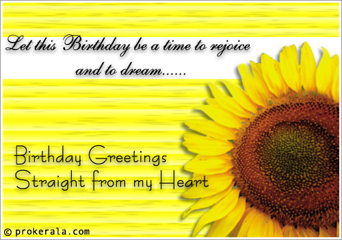 Sunflower Birthday Quotes. QuotesGram