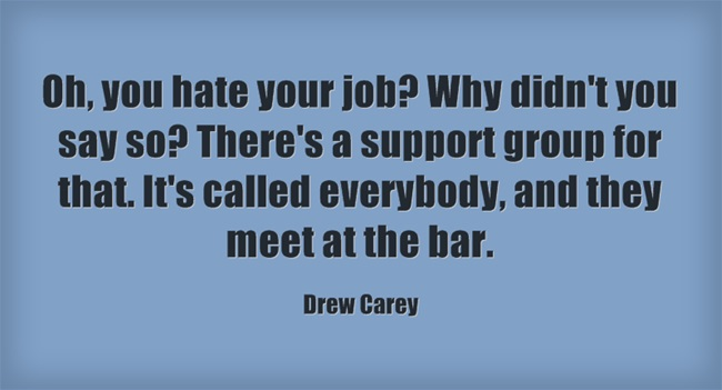 quotes about hating your job  quotesgram