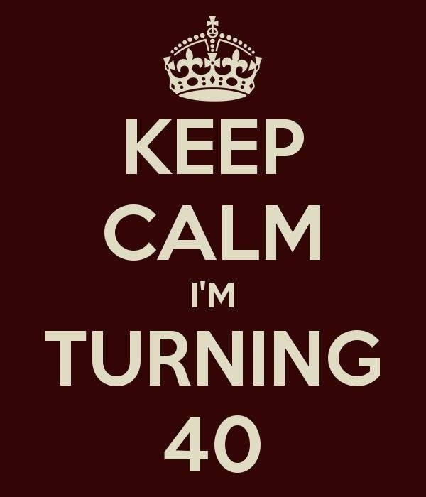 Inspirational Quotes On Pinterest: Inspirational Quotes About Turning 40. QuotesGram
