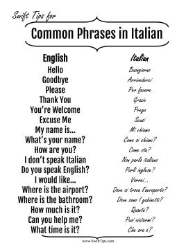 Italian Quotes In English Quotesgram
