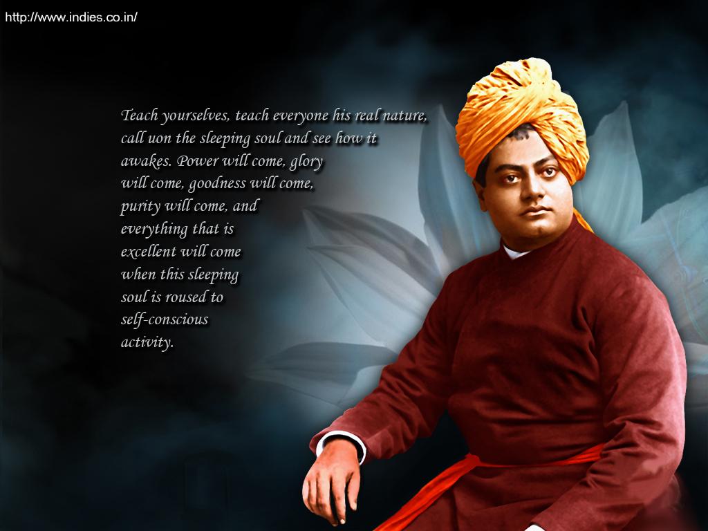 Swami Vivekananda Quotes On Education. QuotesGram