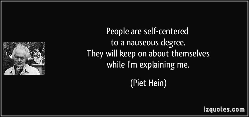 Absorbed quotes self people 145+ Revealing