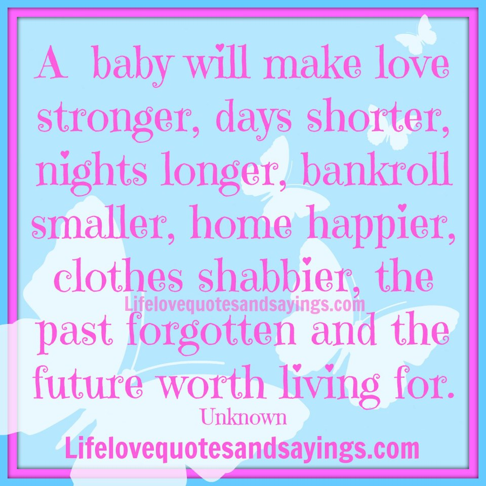 Baby Love Quotes And S...