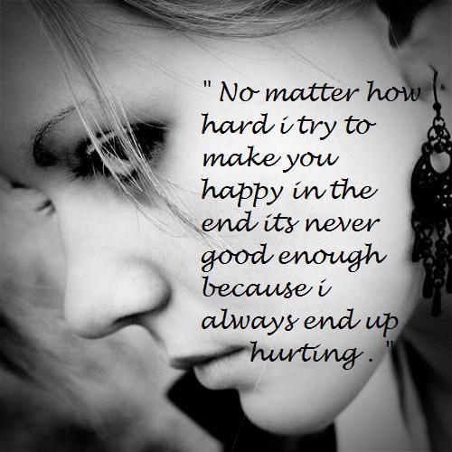 Sad Quotes About Depression: Hurt Love Quotes Really Sad. QuotesGram