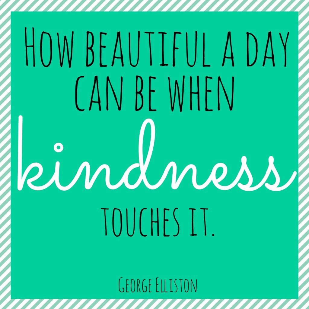Inspirational Quotes For Kindness Day: Funny Kindness Quotes. QuotesGram