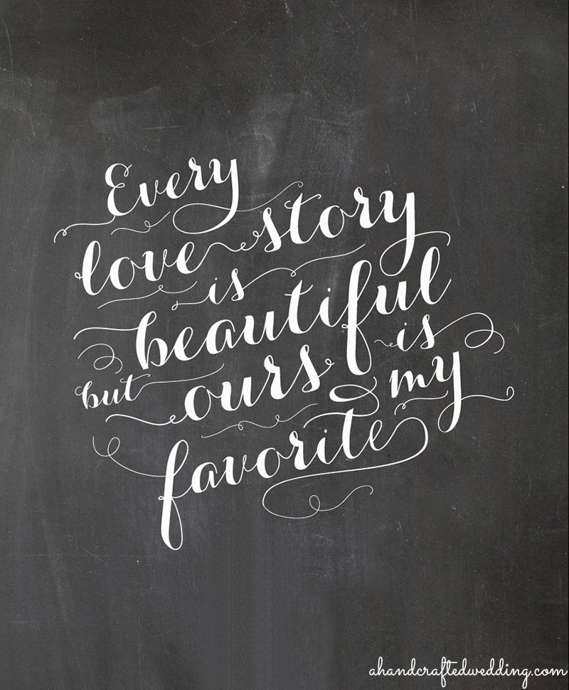 Free Love Quotes: Printable Wedding Quotes. QuotesGram