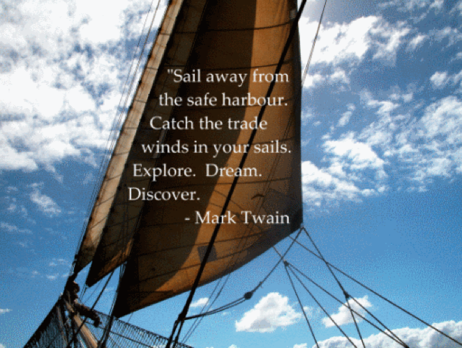 Motivational Quotes About Sailing. QuotesGram
