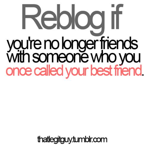 Sad Quotes Best Friend: Sad Ex Best Friend Quotes. QuotesGram