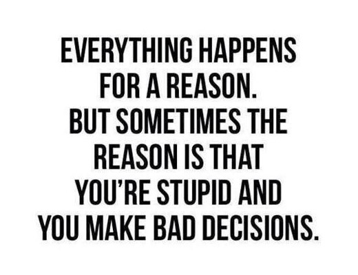 Quotes About Making Wrong Decisions. QuotesGram