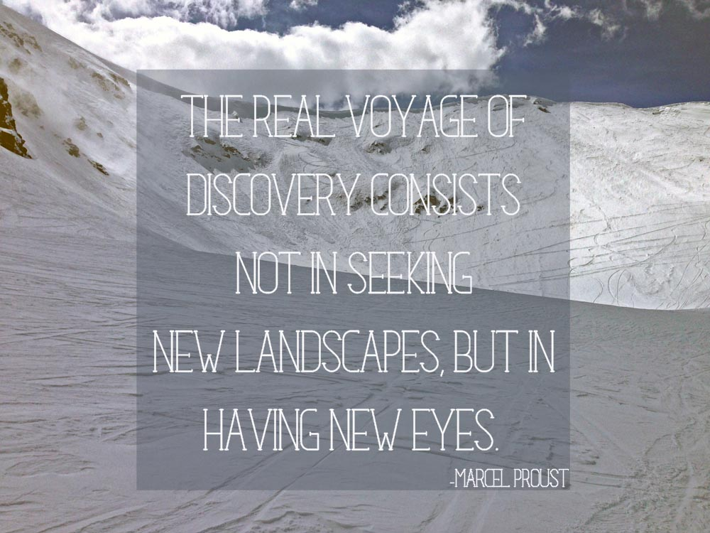 Motivational Discovery Quotes By Marcel Proust: Voyage Of Discovery Proust Quotes. QuotesGram