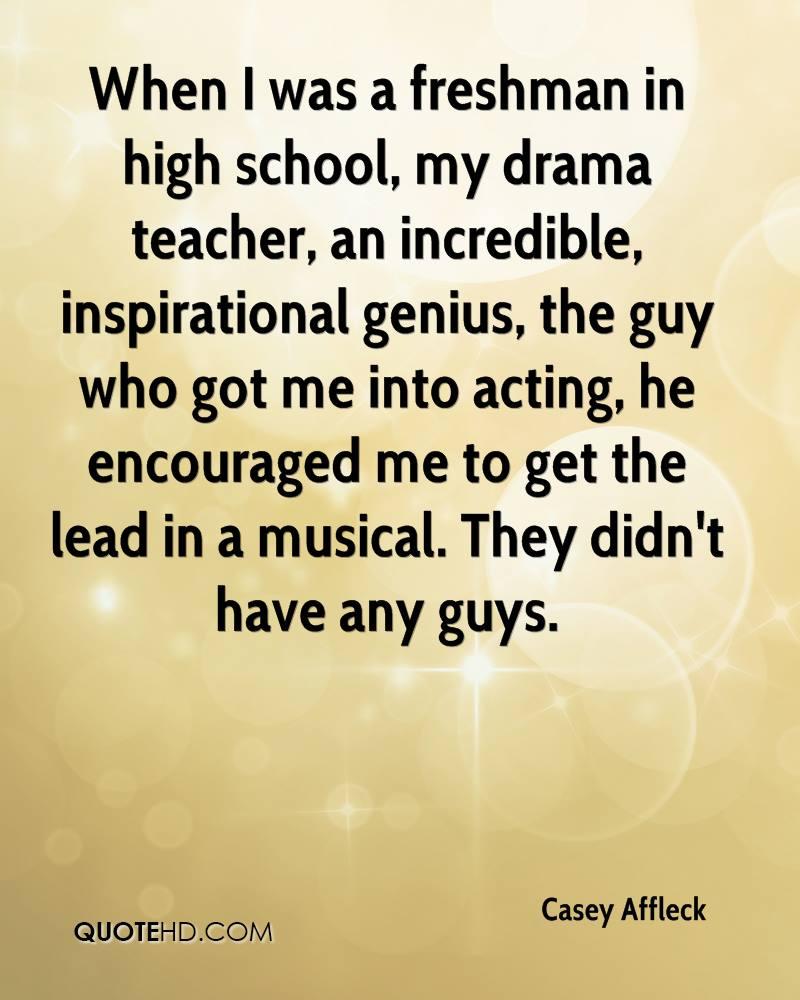 High School Freshman Quotes. QuotesGram