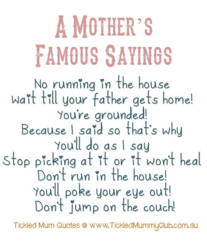 Funny quotes about being a mom quotesgram for Sayings about being a mom