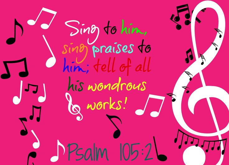 Bible Quotes On Music. QuotesGram