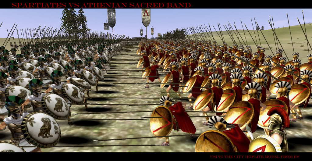 comparison of spartan warrior early christian
