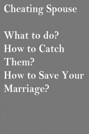 What to do after wife cheats