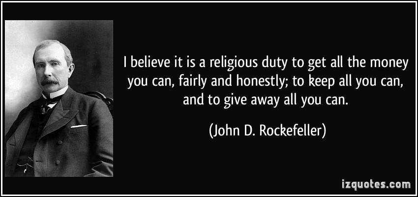 John Money Quotes Quotesgram: John D Rockefeller Quotes On Education. QuotesGram