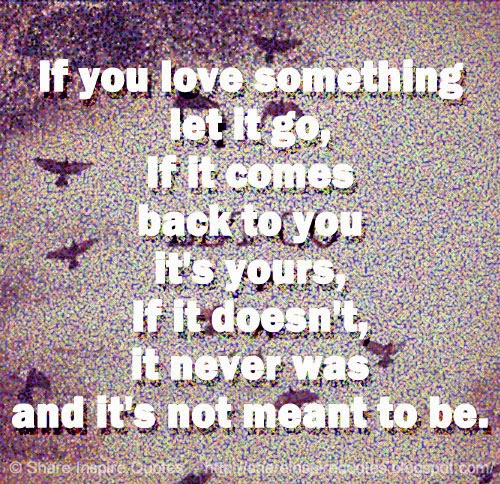 Not Being Loved Quotes