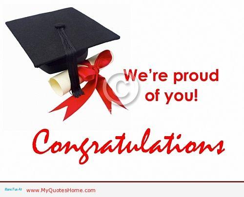 graduation congratulations quotes quotesgram