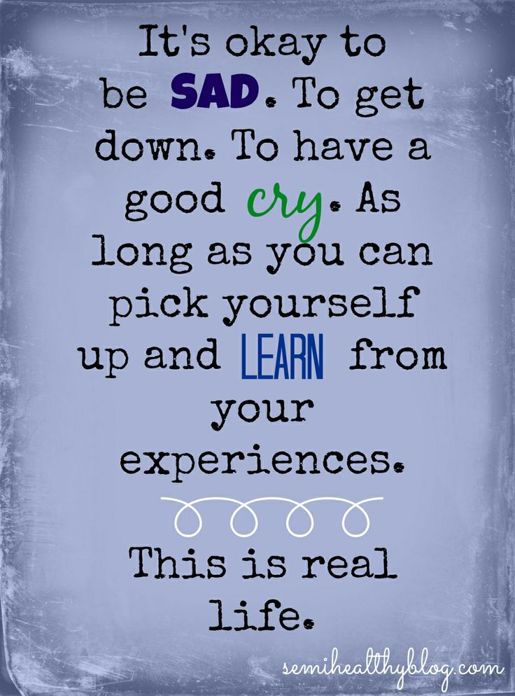 Its Ok To Cry Quotes. QuotesGram