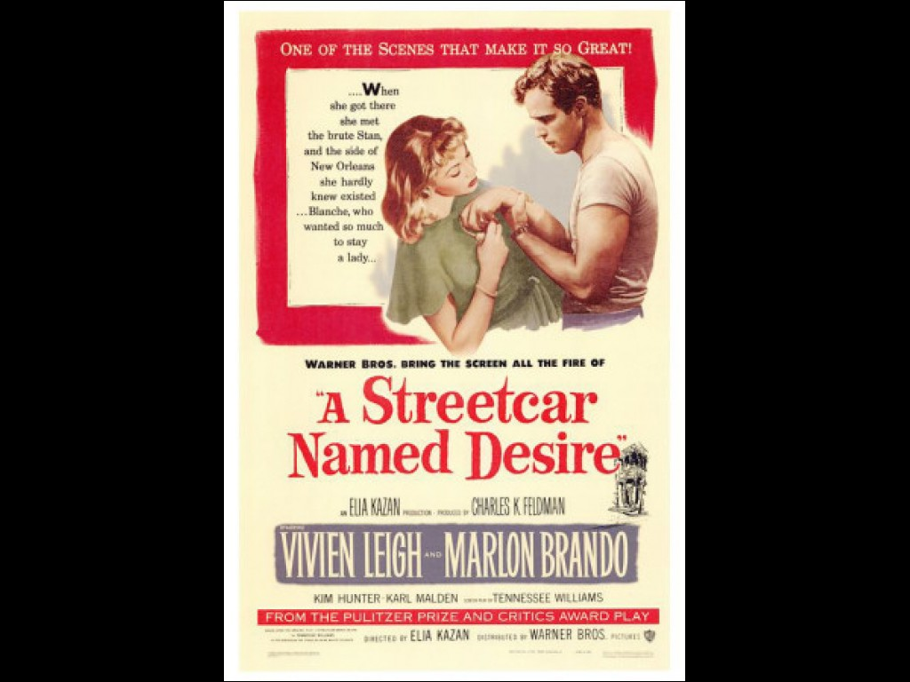 a streetcar named desire tennessee williams s