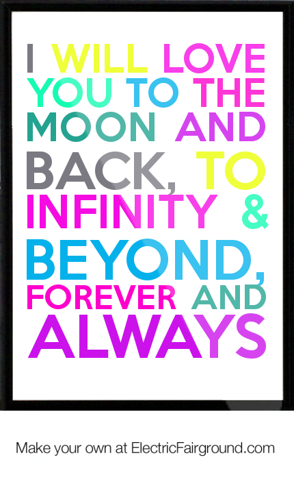 i love you forever and always quotes quotesgram