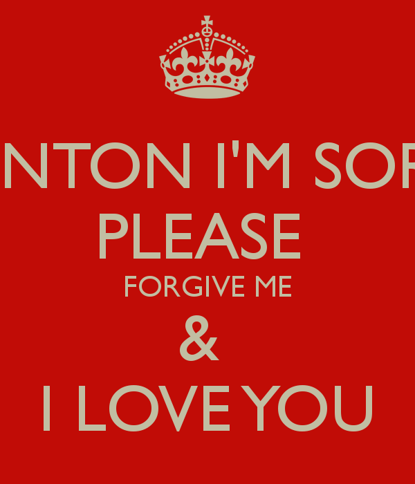 Please Forgive Me Quote: Please Forgive Me I Love You Quotes. QuotesGram