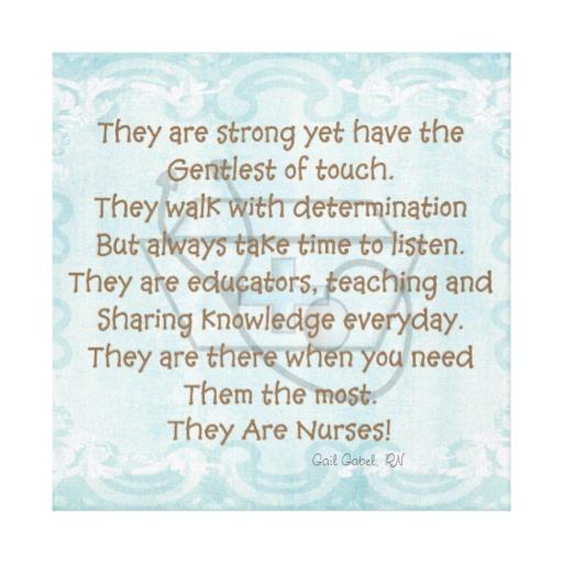 nurses appreciation poem or quotes quotesgram