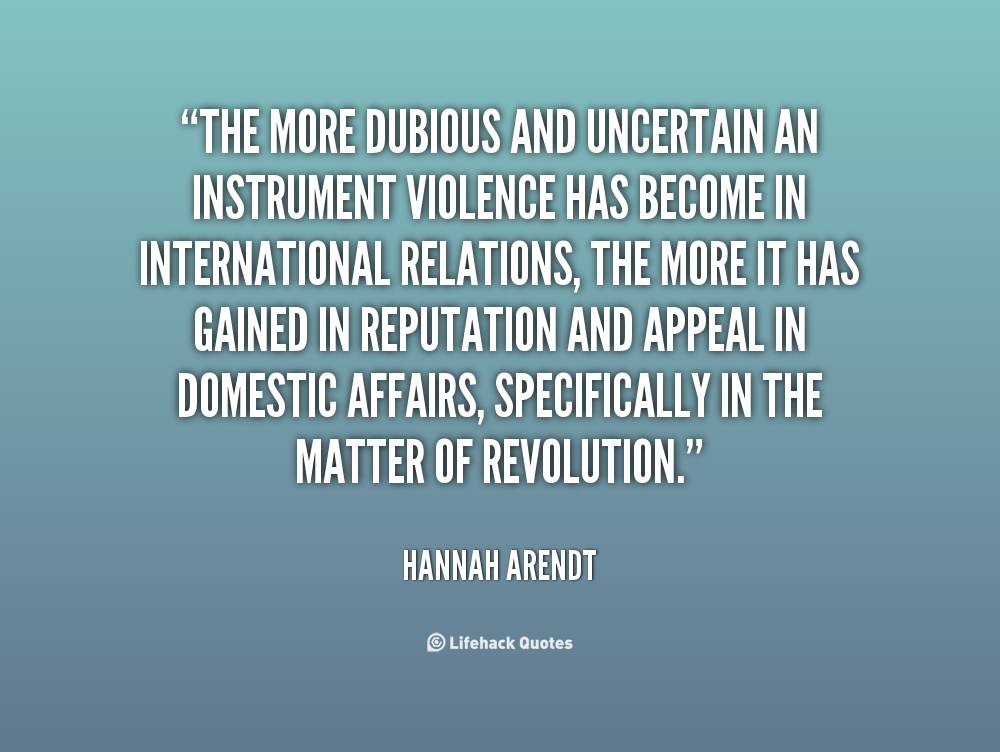 uncertain about relationship quote