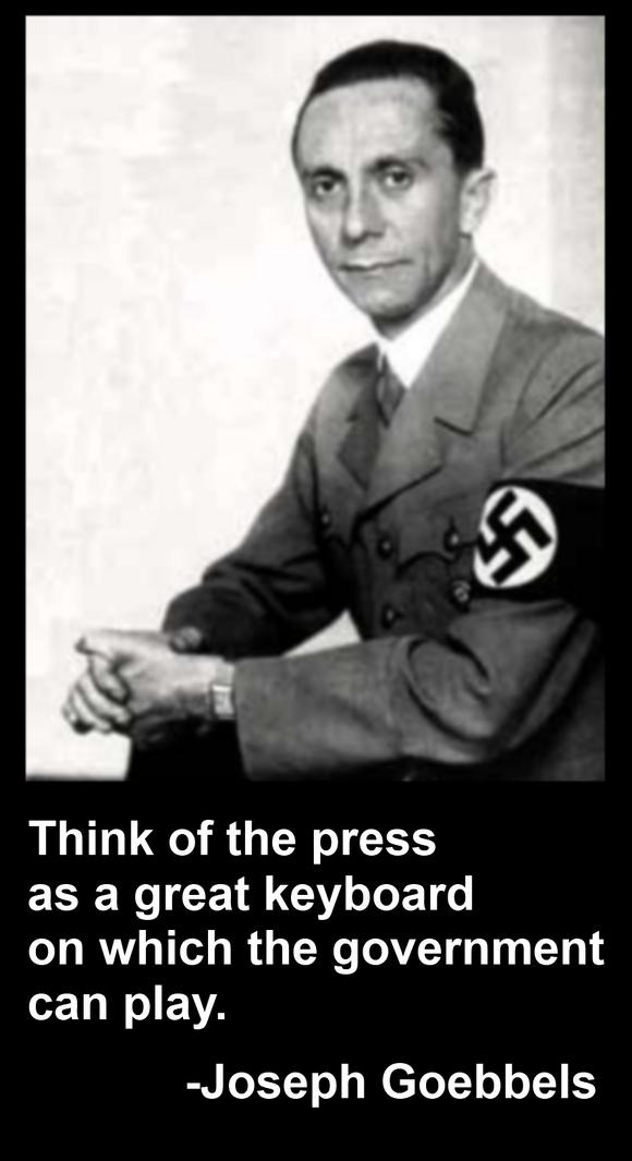 Joseph Goebbels Quotes. QuotesGram