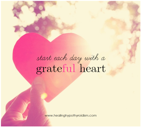 Grateful Heart Quotes Quotesgram