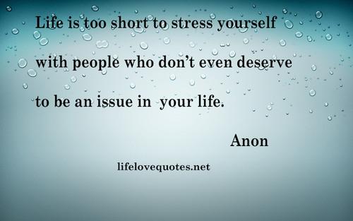 Handling Stress Quotes. QuotesGram