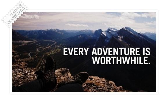 60 Best Adventure Quotes And Sayings: Adventure Quotes And Sayings. QuotesGram