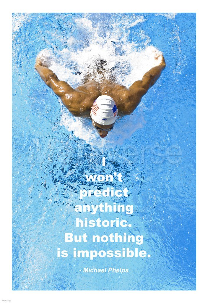 good luck swim team quotes  quotesgram