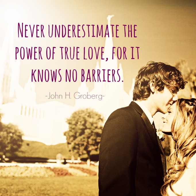 Lds Quotes On Love And Marriage. QuotesGram
