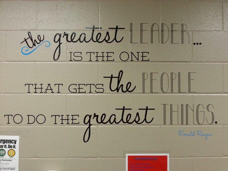 Inspirational Quotes For Principals: School Leadership Quotes. QuotesGram