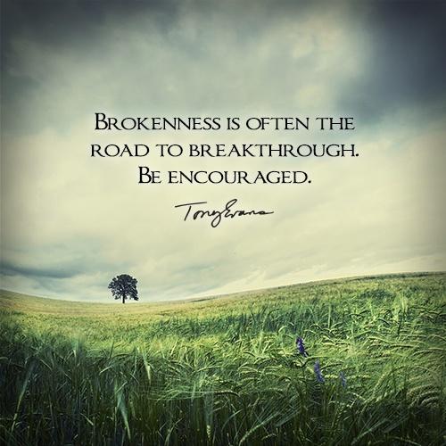 Christian Brokenness Quotes Quotesgram: Tony Evans Quotes. QuotesGram