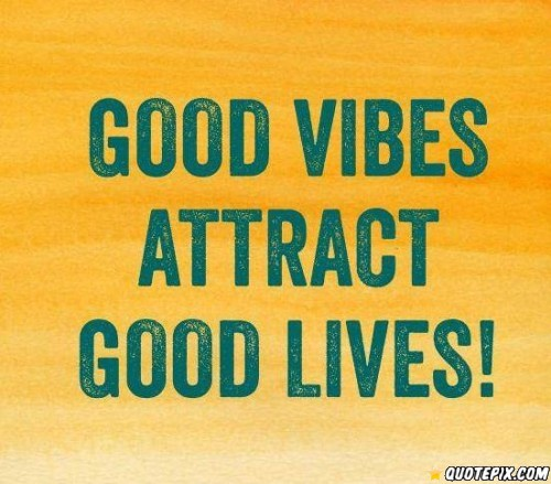 Positive Vibes Quotes Tagalog: Good Vibes Quotes And Sayings. QuotesGram