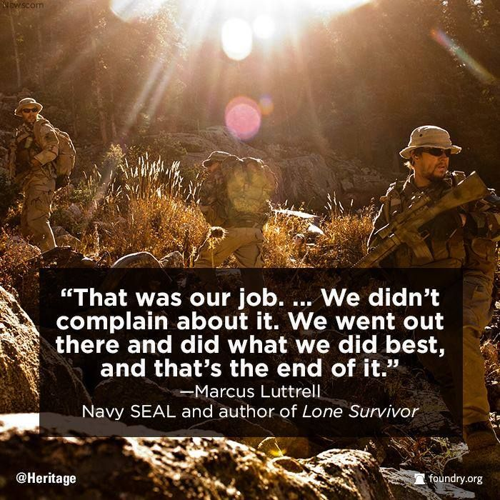the story of marcus luttrell and his journey as a us navy seal in the book lone survivor 'lone survivor' author marcus luttrell brings story of bravery his second book, service: a navy seal at war.