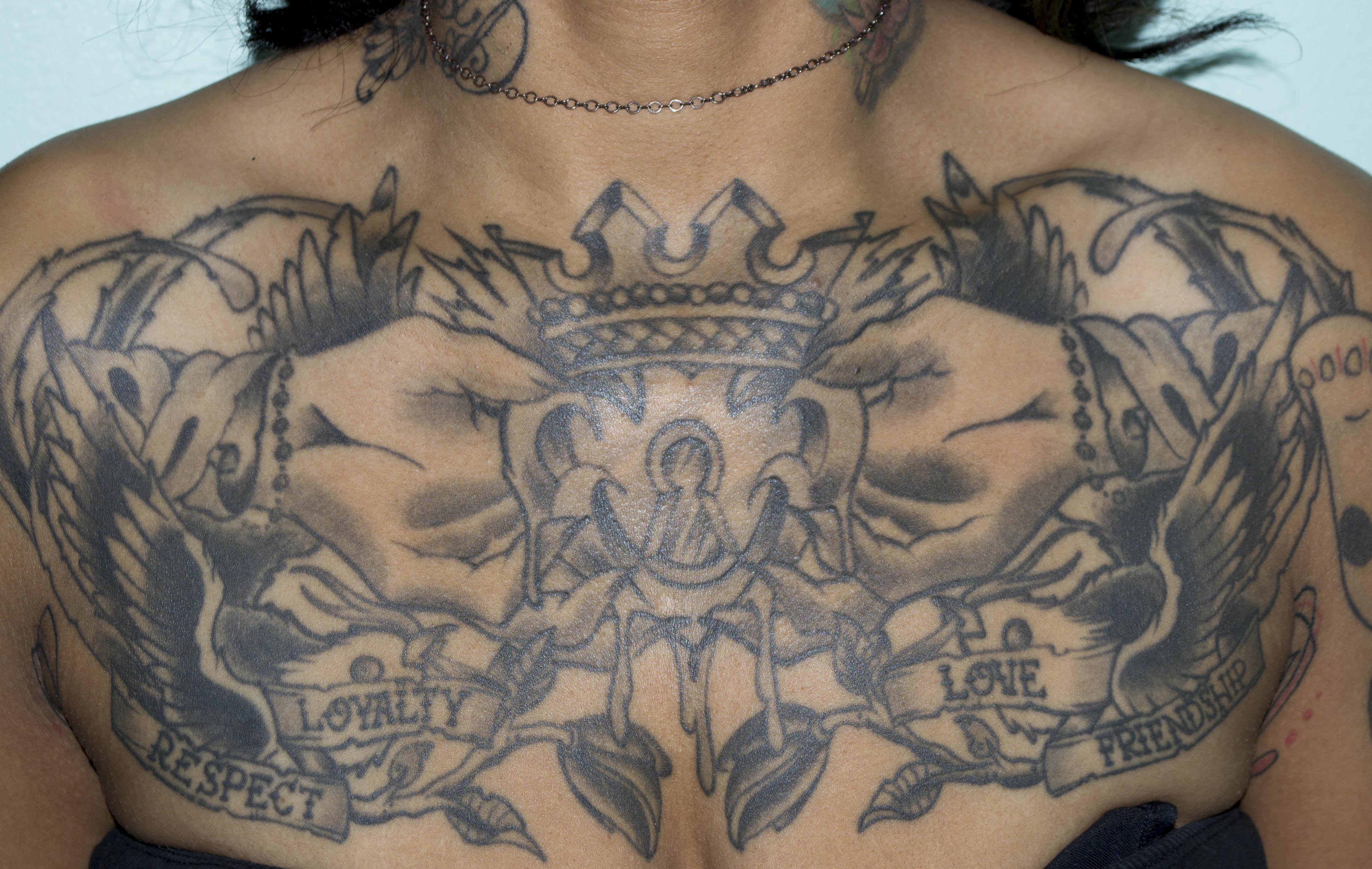 Chest Piece Tattoos Quotes. QuotesGram